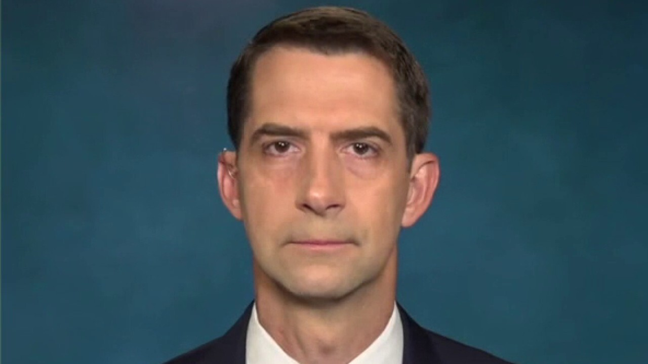 Sen. Cotton slams Kabul attack as consequence of Biden's rush to leave Afghanistan
