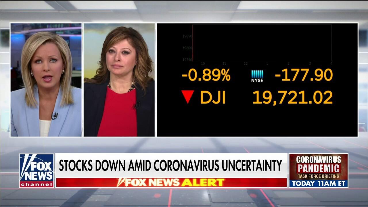 Maria Bartiromo predicts fundamental change in business post-coronavirus