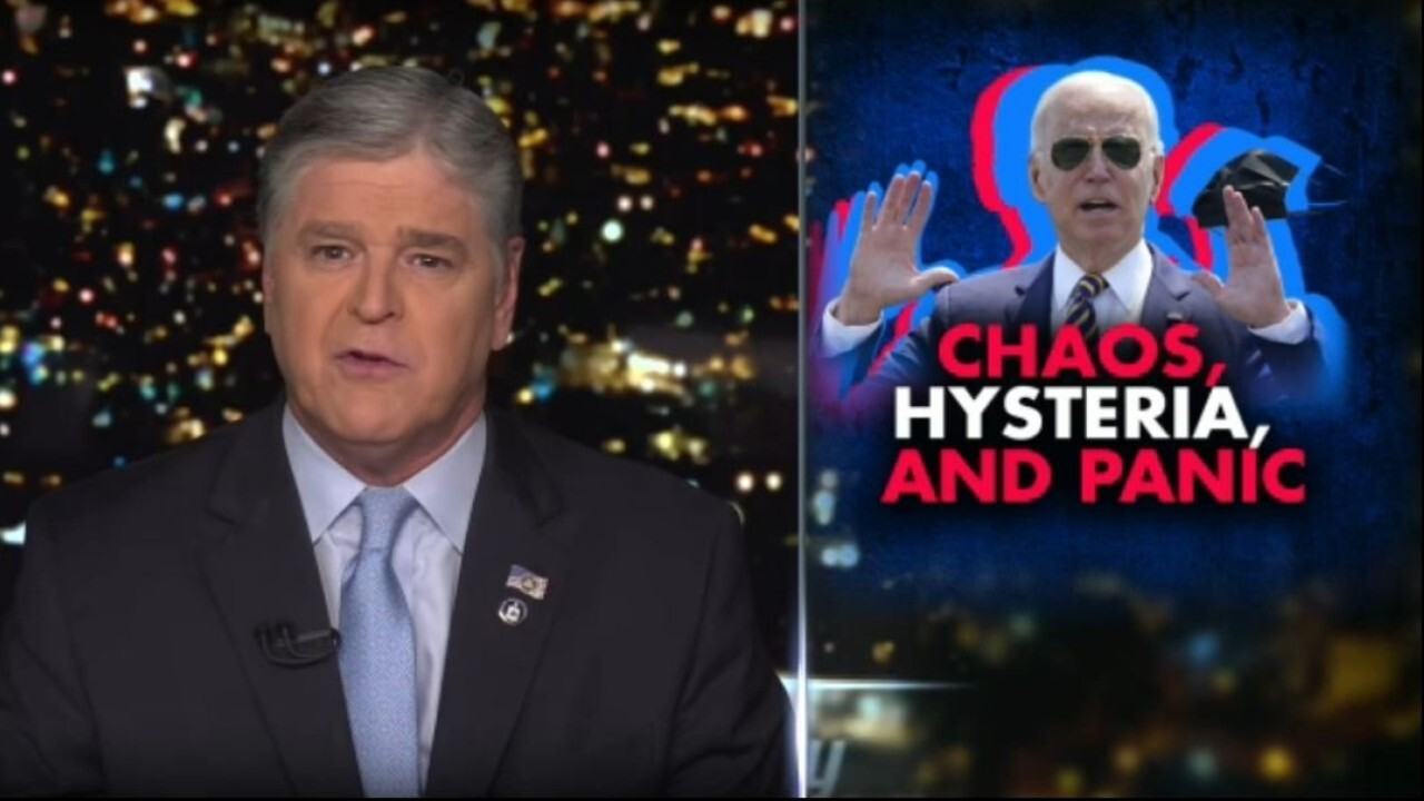 Hannity: If this is what following the science looks like we're all in trouble