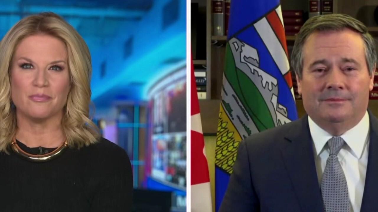 Canadian pol rips Biden admin for canceling Keystone Pipeline