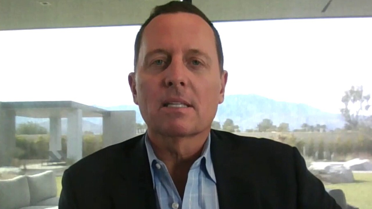 Ric Grenell, former acting director of National Intelligence joins 'Justice with Judge Jeanine'