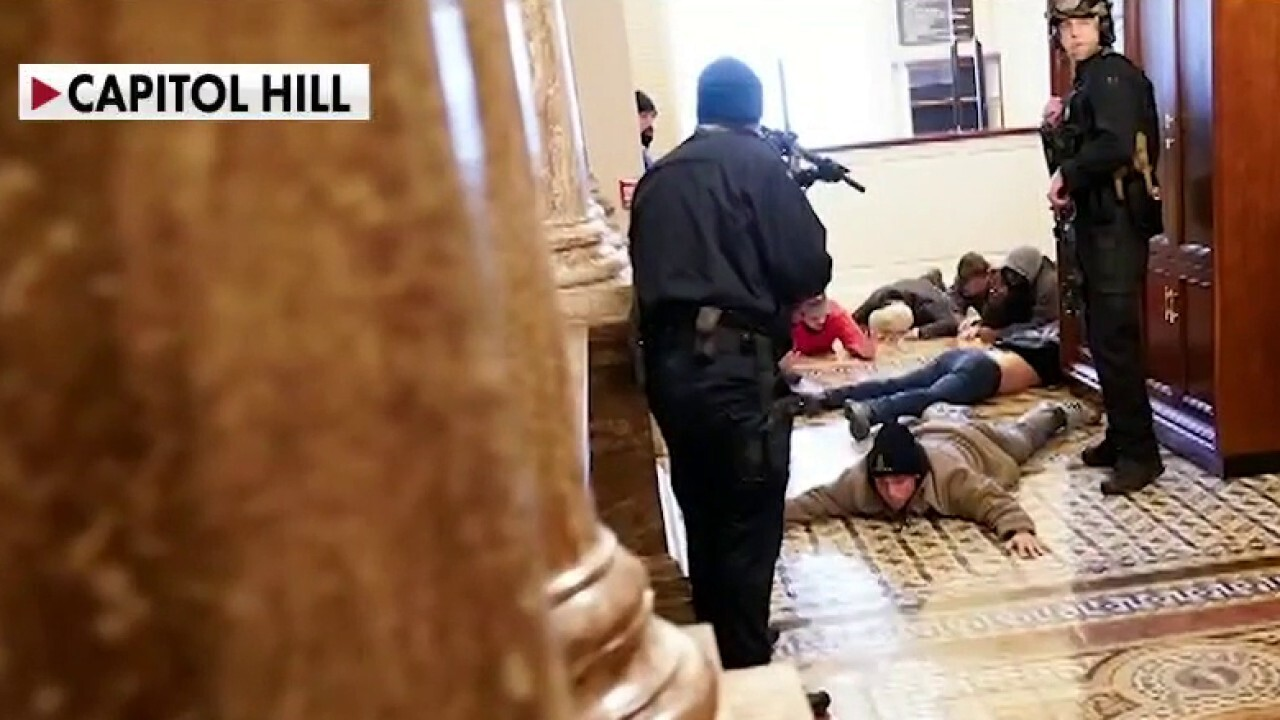 Police: 4 dead after rioters storm US Capitol
