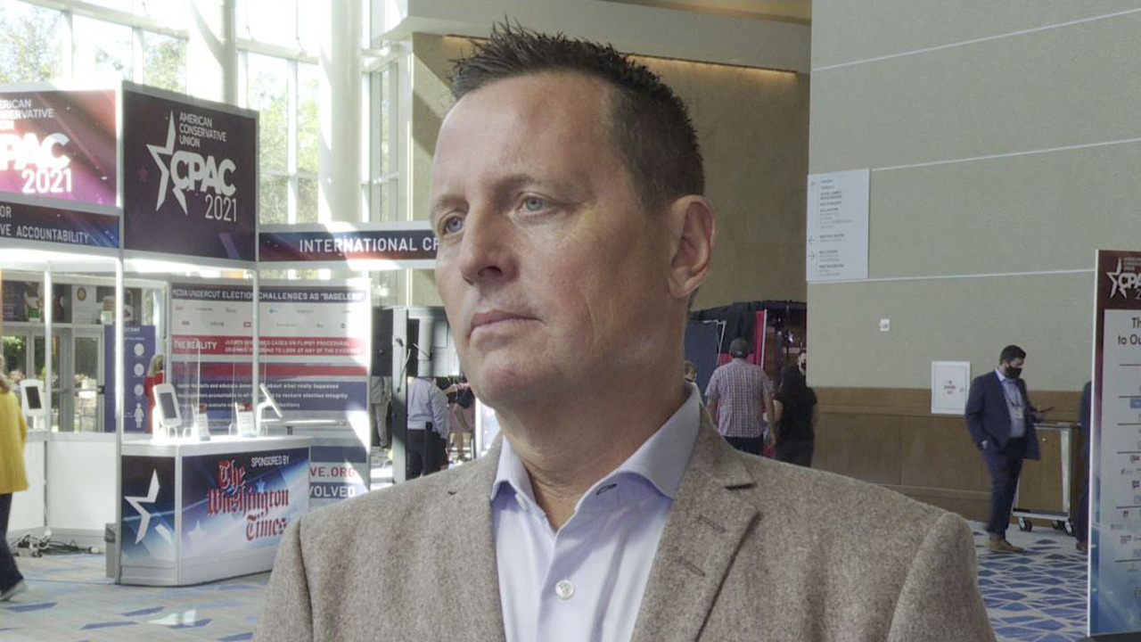 Ric Grenell won't rule out run for California governor amid Newsom recall, says GOP can win