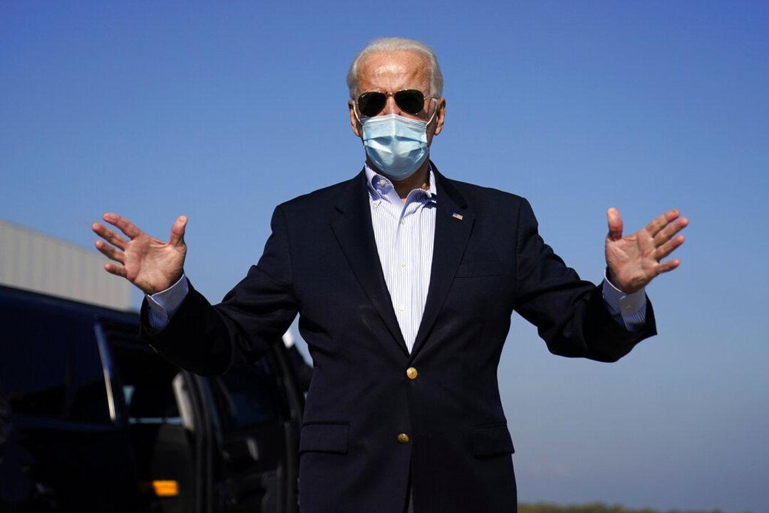 Trump adviser: America needs to know about Joe Biden's 'sketchy schemes'