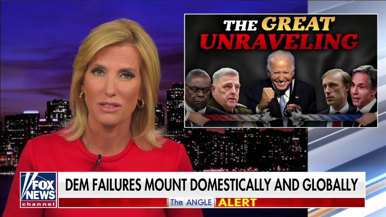 Ingraham exposes Biden's 'Great Unraveling'