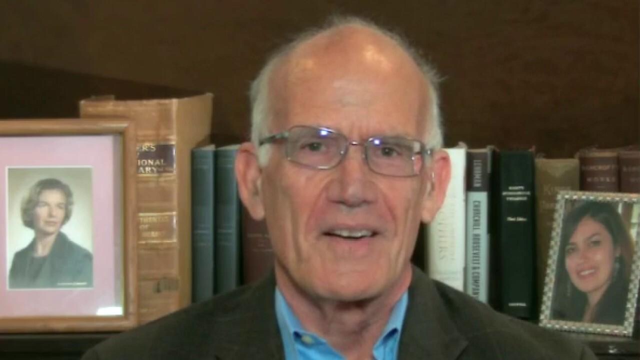 Victor Davis Hanson: Trump must make election about class, not race