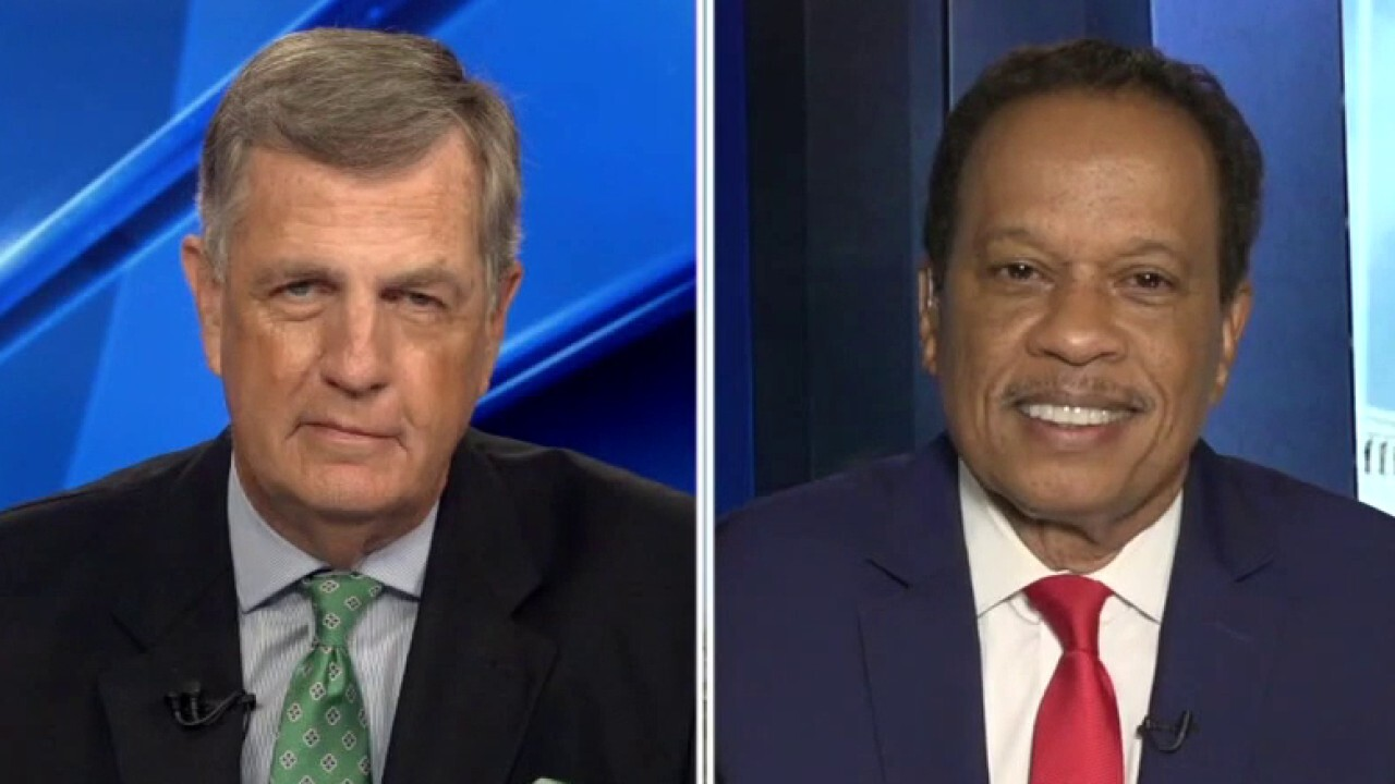 Juan Williams, Brit Hume celebrate 25 years together on 'Fox News Sunday'