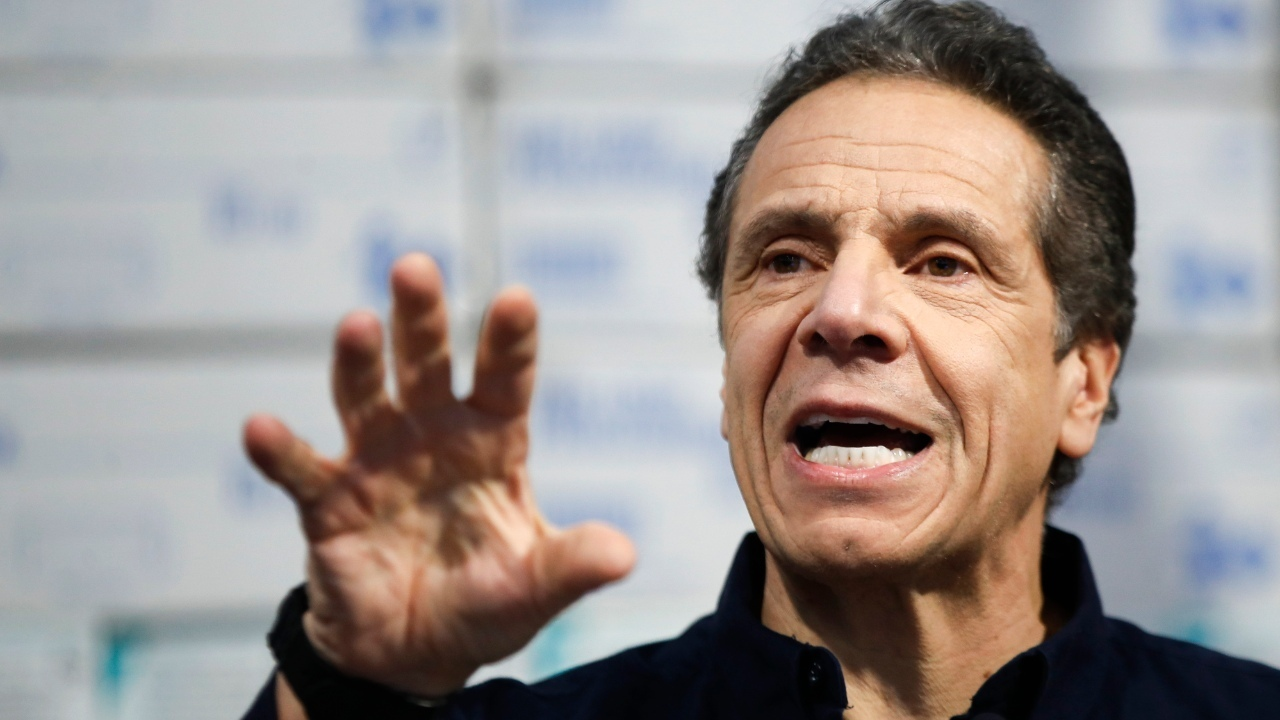 New York Gov. Cuomo: Antibody test could be critical in speeding up return to normalcy