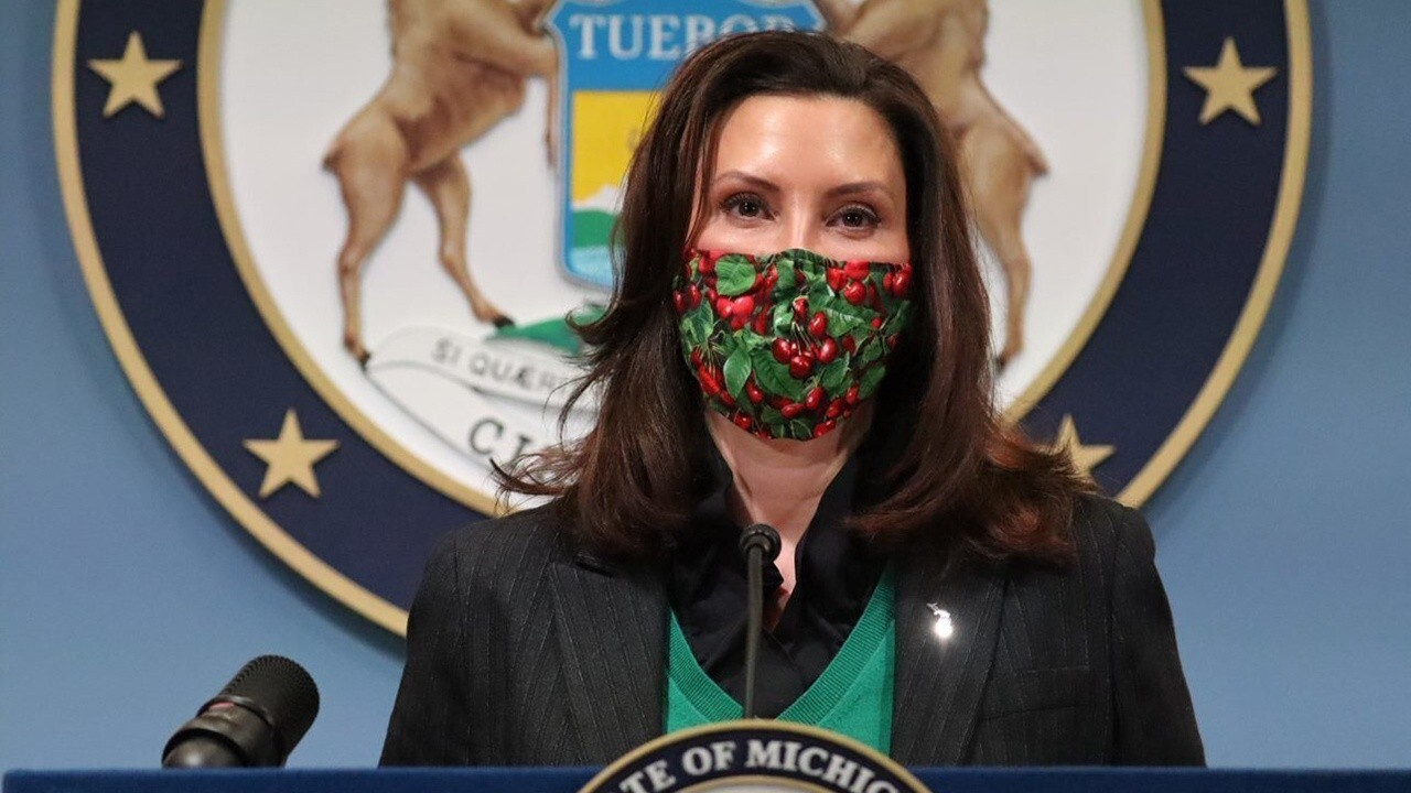 Michigan barber calls out Gov. Whitmer's lockdown hypocrisy