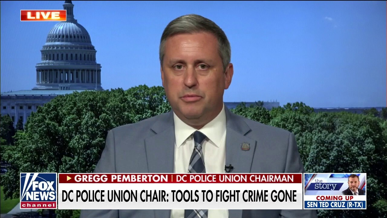 Cops have been attacked, demonized by city councils in major cities: DC Police Union chair