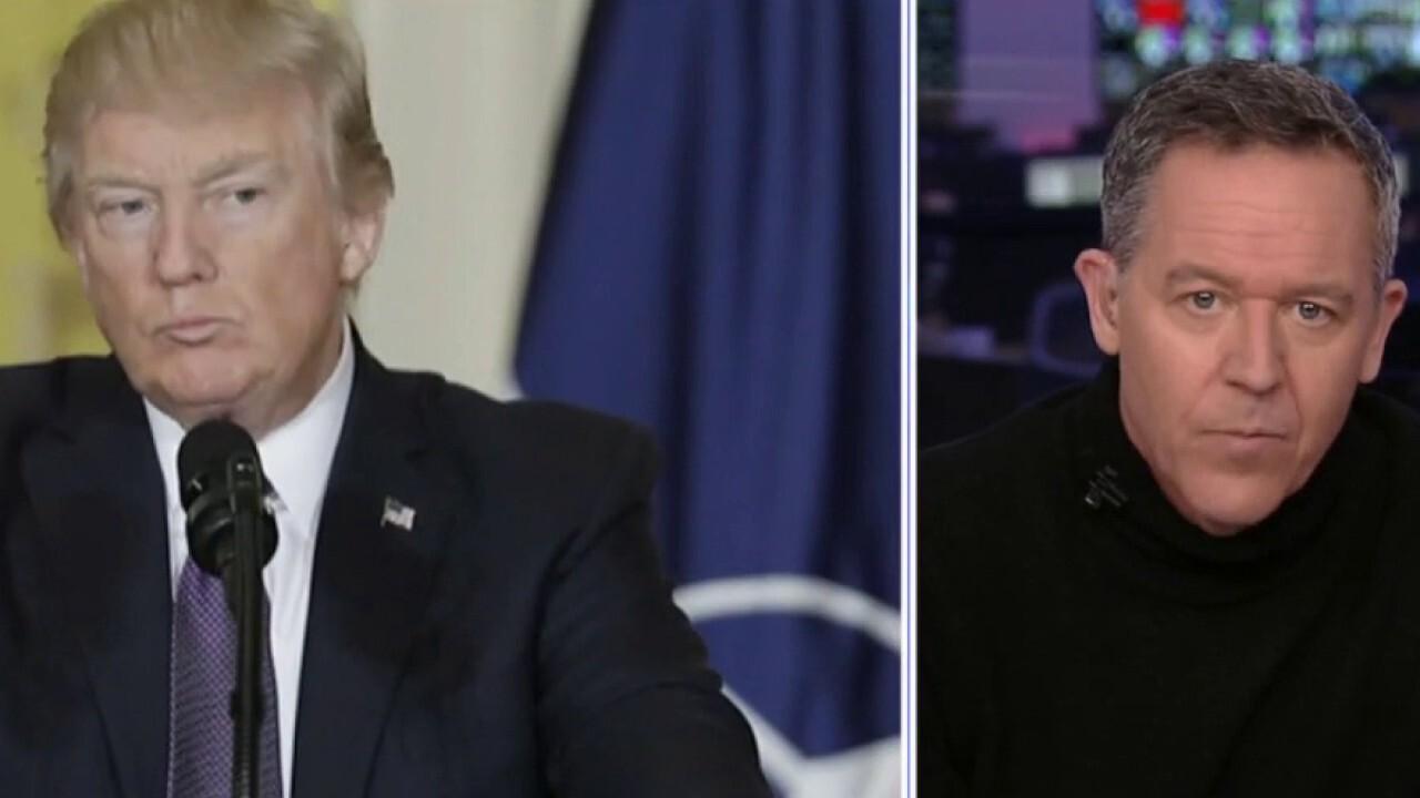Gutfeld on the media uproar over Trump's Georgia phone call