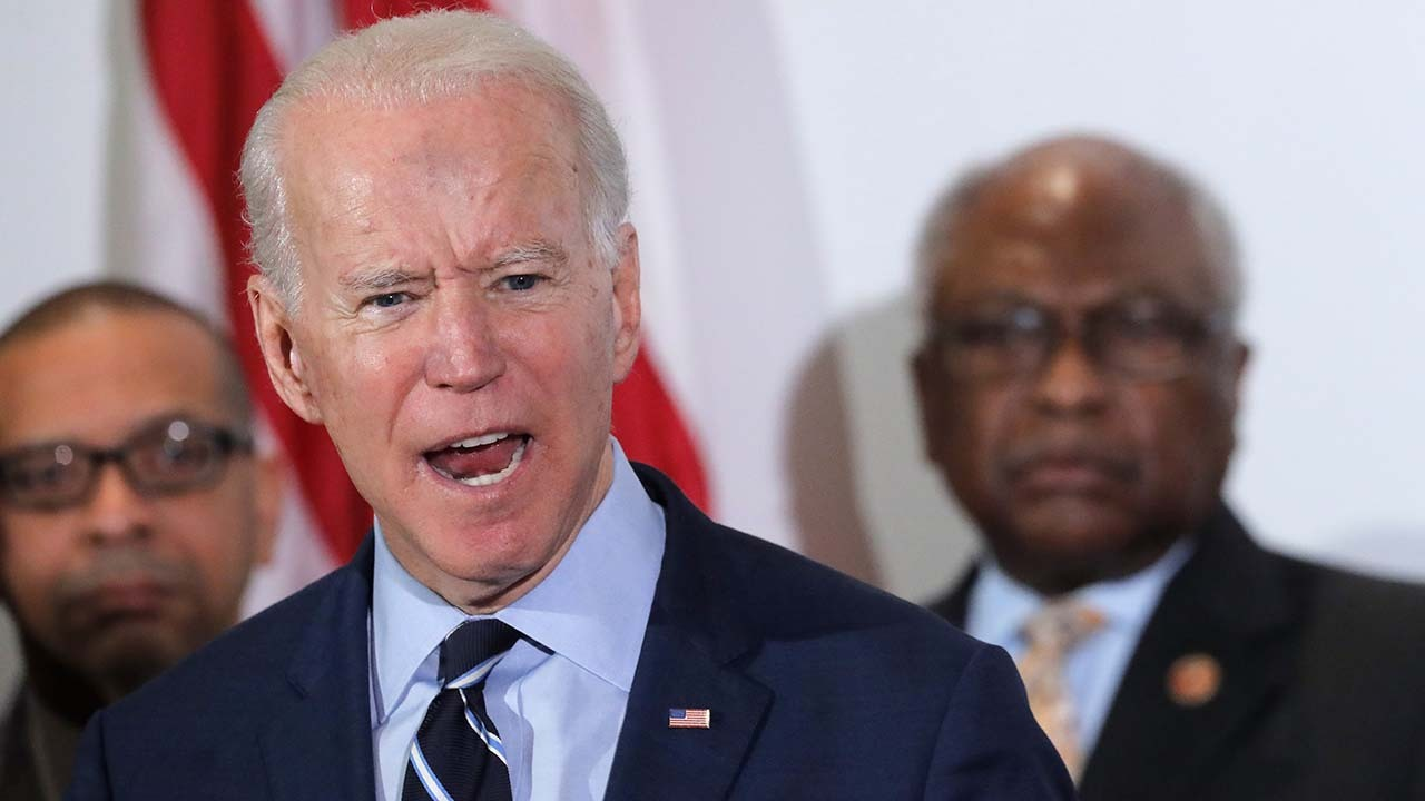 Biden vows to take the Palmetto State in primary: I will win South Carolina
