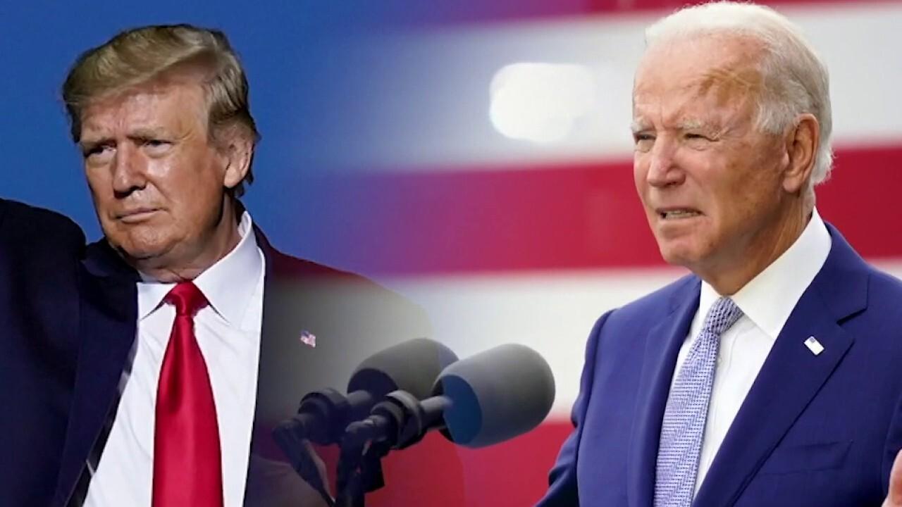 Trump, Biden set to campaign in Georgia on eve of Senate runoffs