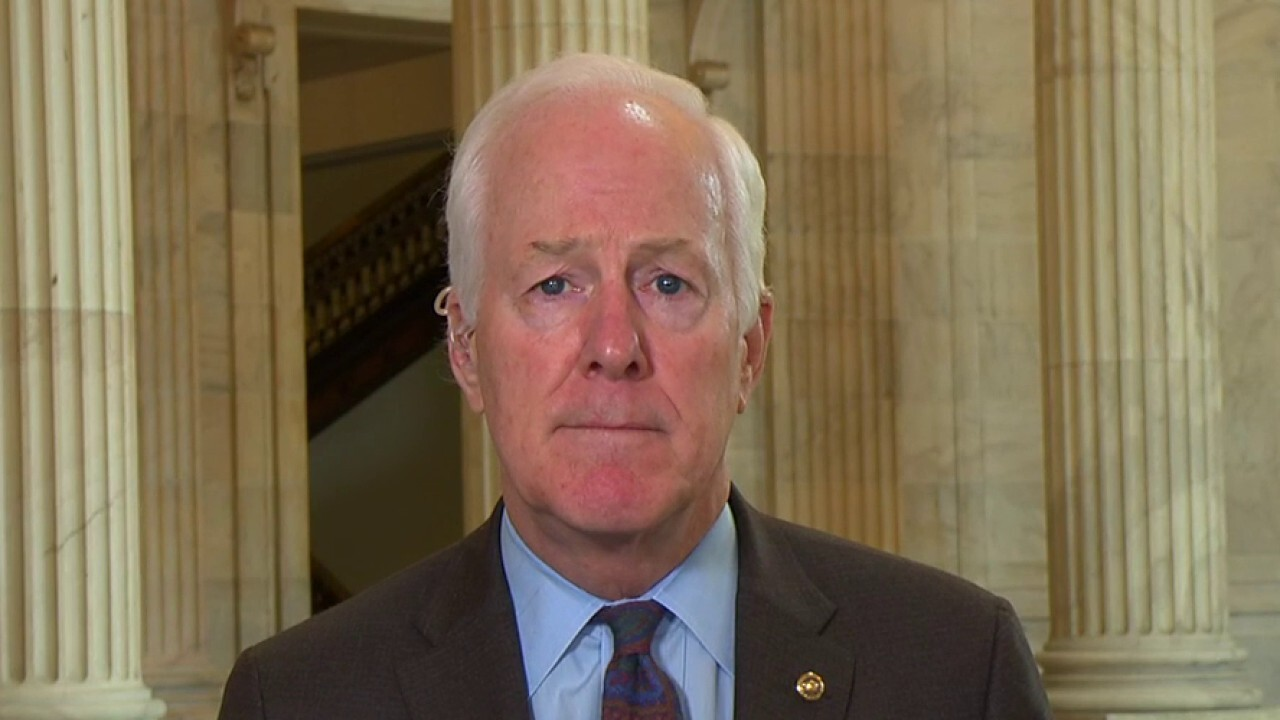 Sen. Cornyn on riots:  Will not tolerate 'chaos' under any circumstances