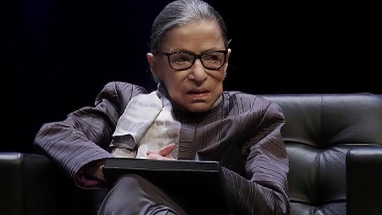Dean of Georgetown Law remembers Justice Ruth Bader Ginsburg