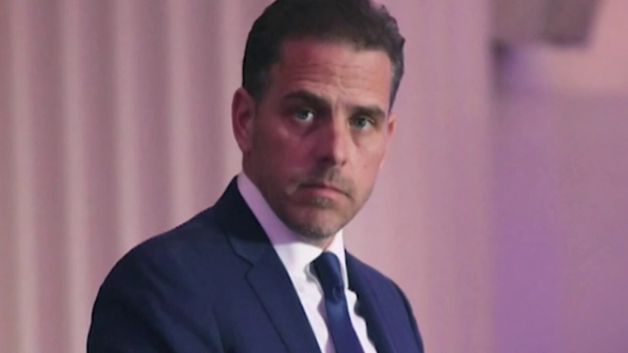 Hunter Biden's art sales 'obviously not ethical': Eddie Scarry