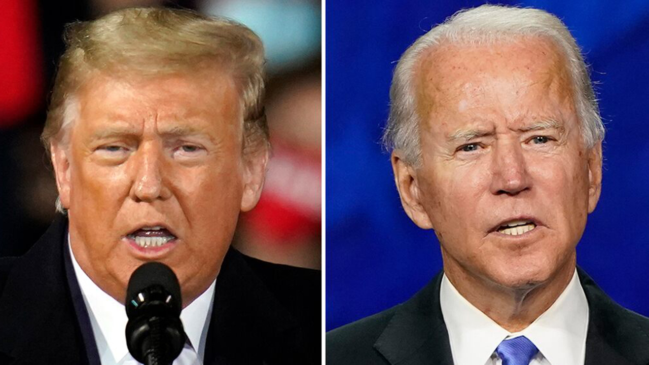 Live updates: presidential election 2020: Biden vs Trump