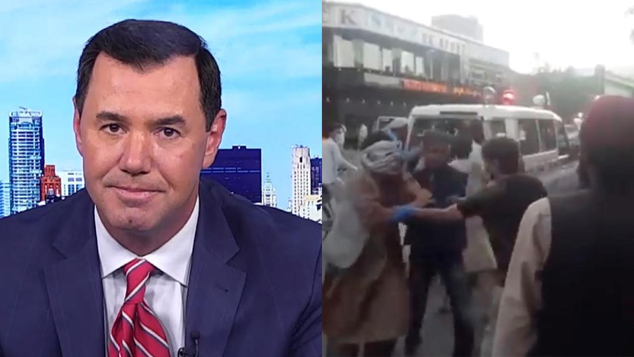 Joe Concha: Kabul bombing the tragic result of Biden's mess in Afghanistan