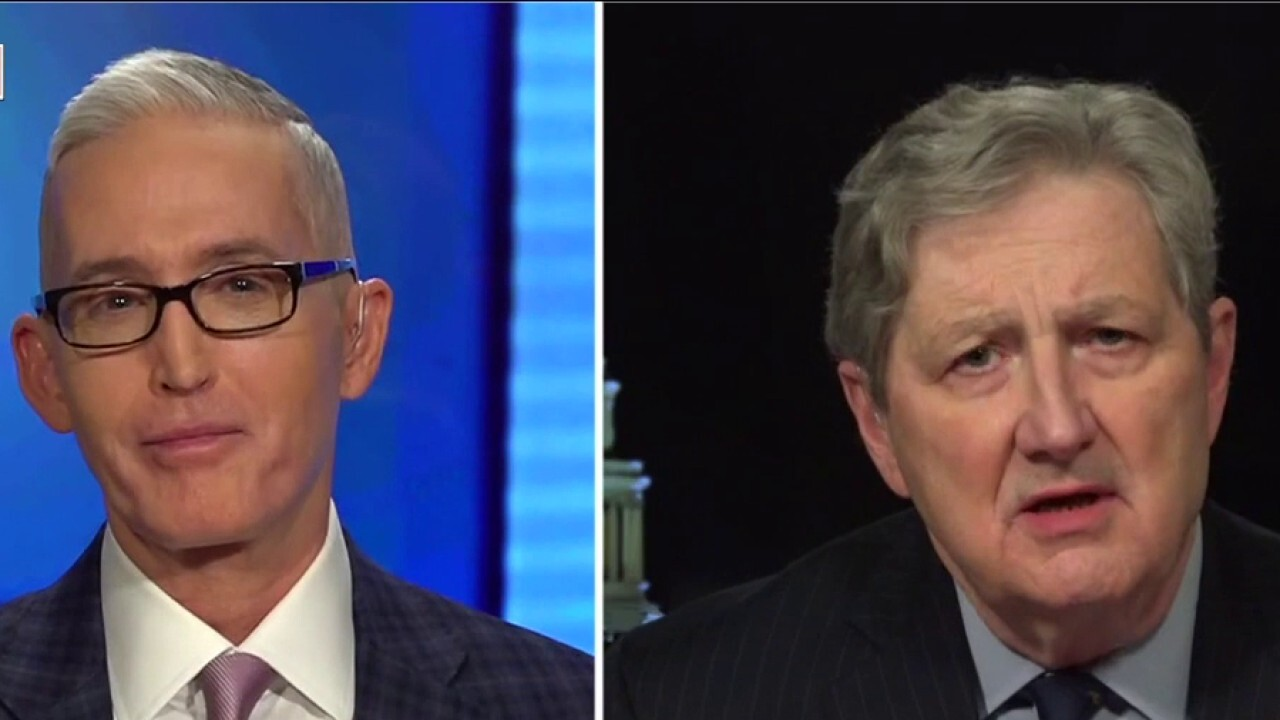 Sen. Kennedy slams Biden's green energy, immigration executive orders