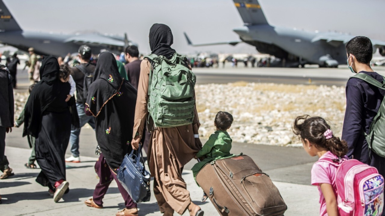 Afghanistan evacuation: Concerns bubble as Aug. 31 deadline approaches