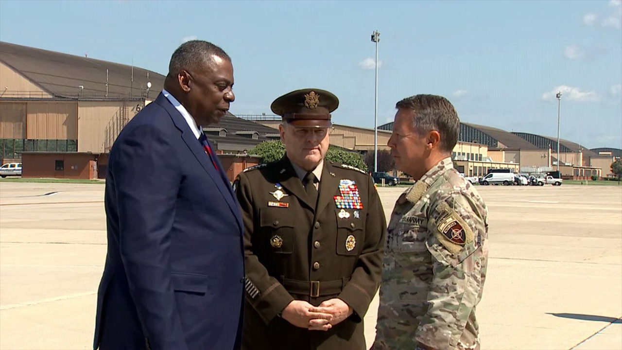 Top US General receives pat on back, 'well done' after leaving Afghanistan
