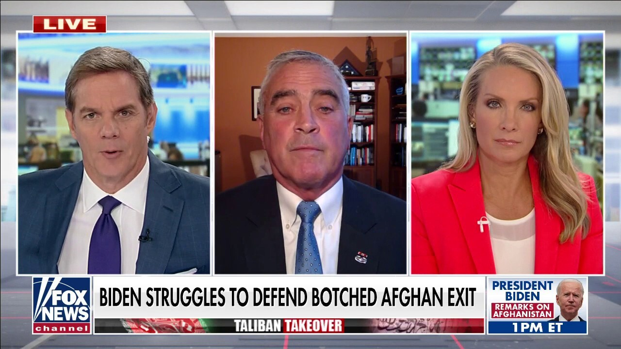 Biden struggles to defend botched Afghan exit