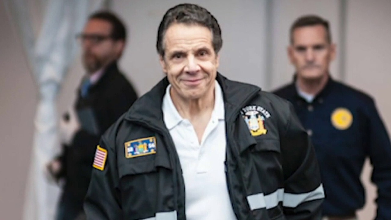 Watchdog group's study contradicts Cuomo's own COVID findings