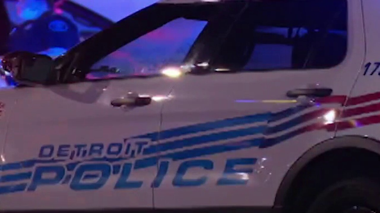 Detroit police chief 'excited' for continuing relationship with federal law enforcement