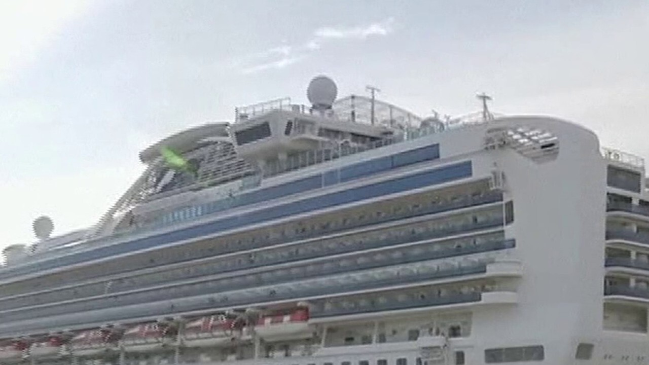 New coronavirus case confirmed among cruise ship evacuees quarantined at California hospital