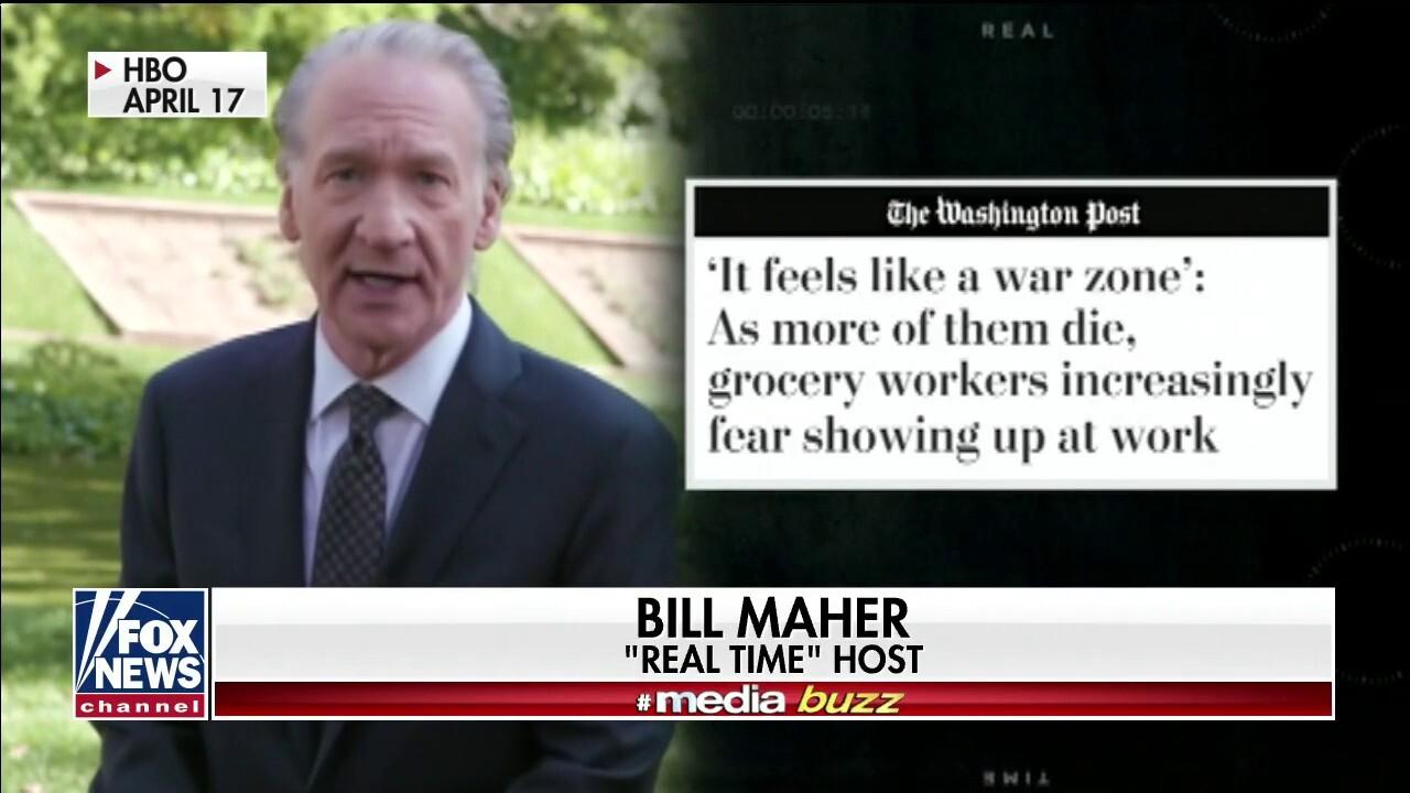 Bill Maher rips 'panic porn'