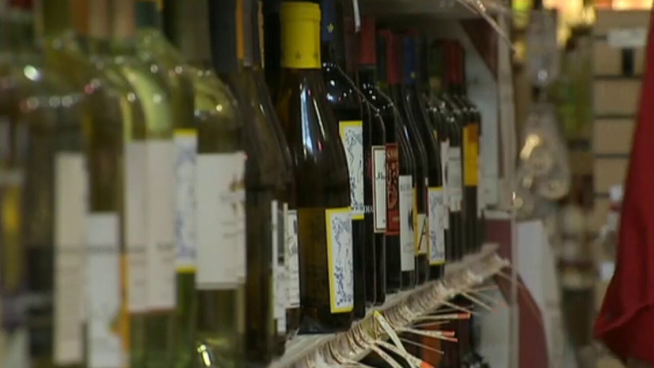 Rhode Island law bars out-of-state wine sales direct to consumers