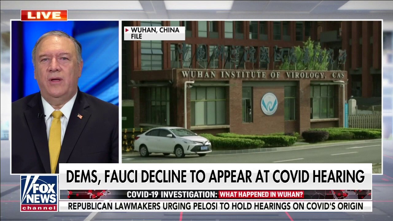 Democrats and Fauci decline to appear at COVID hearing