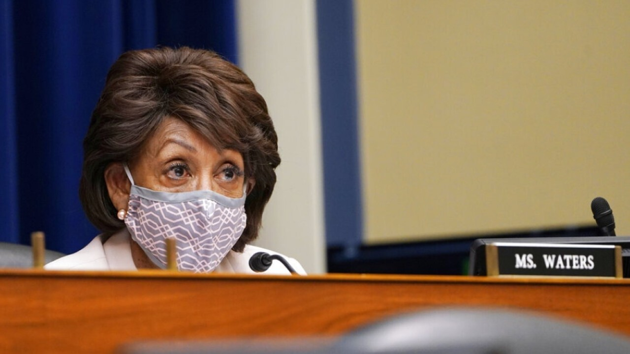 Maxine Waters gets to go home after urging protests in Minnesota: Lawrence Jones