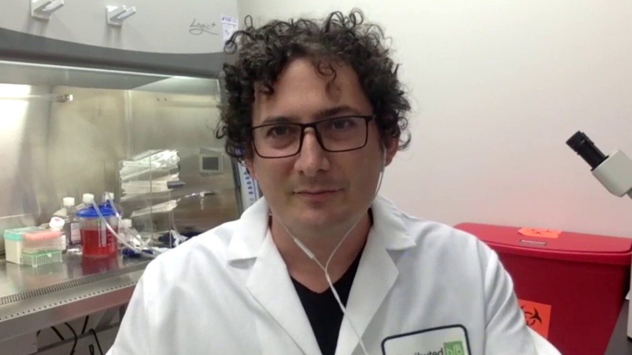 Westlake Legal Group image Immunologist says he has a possible cure for the coronavirus Victor Garcia fox-news/shows/tucker-carlson-tonight fox-news/media/fox-news-flash fox-news/media fox-news/health/infectious-disease/coronavirus fox news fnc/media fnc b790062a-1a21-5f0e-810a-dda2e1a69a3d article