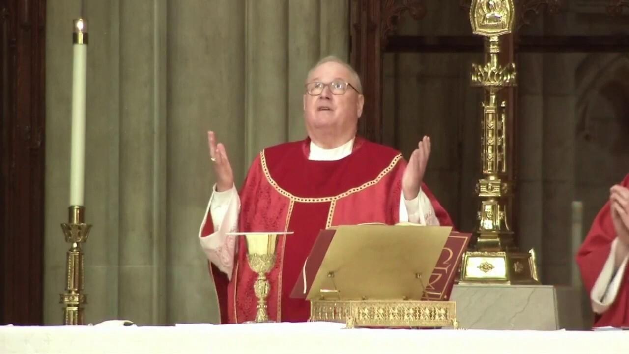Saint Patrick's Cathedral Mass: Tuesday, May 12