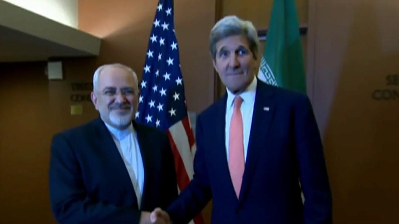 Blackburn calls for John Kerry's resignation if Iran allegations are true