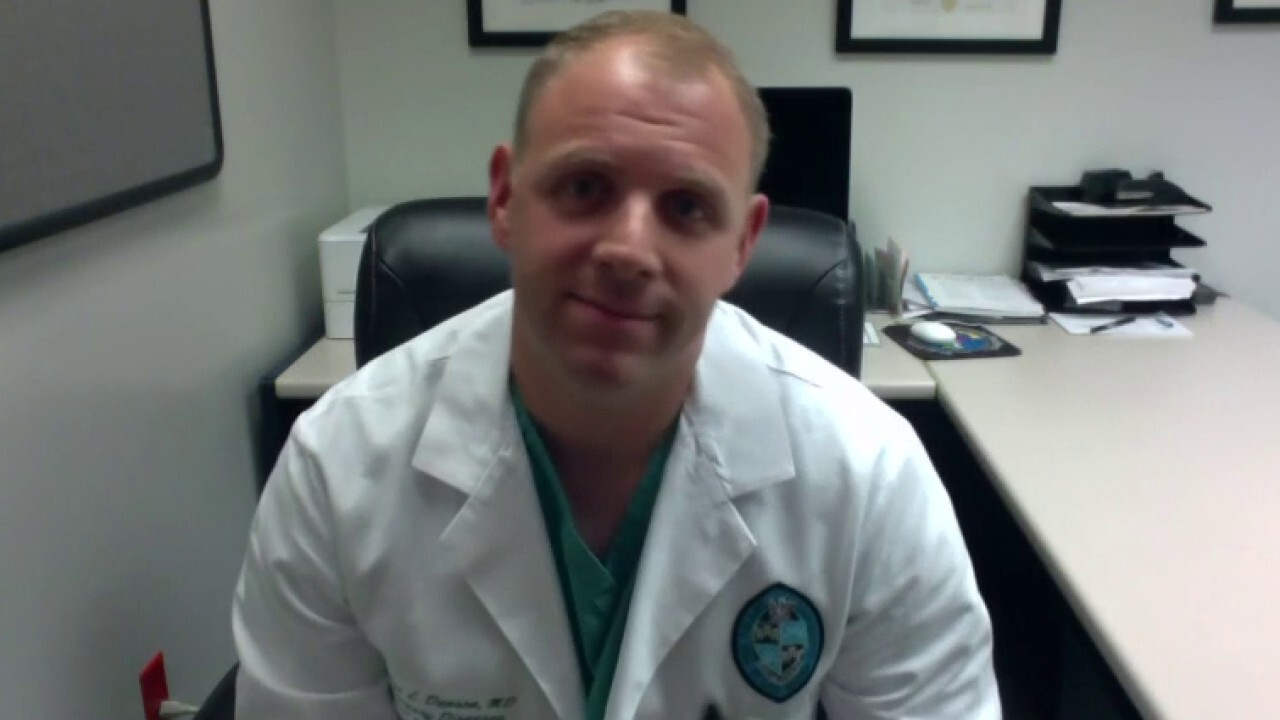 New Orleans physician on medical supply shortage amid COVID-19 pandemic