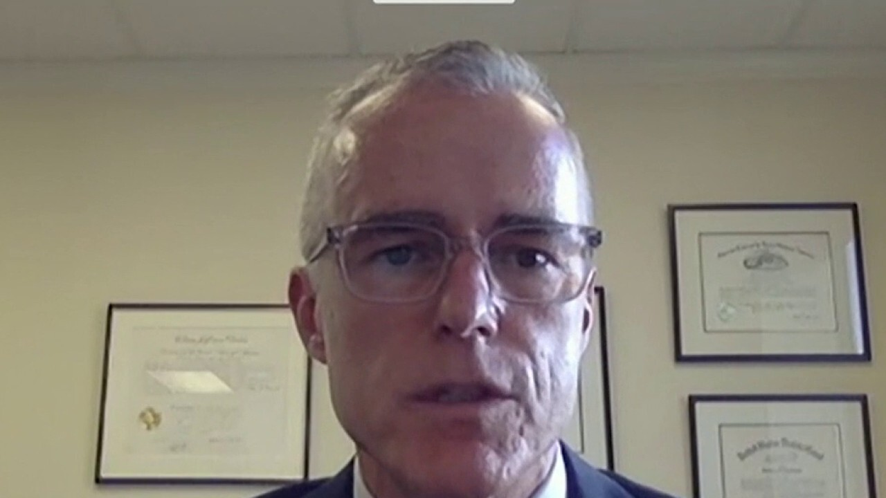McCabe admits he should not have signed off on Carter Page warrant