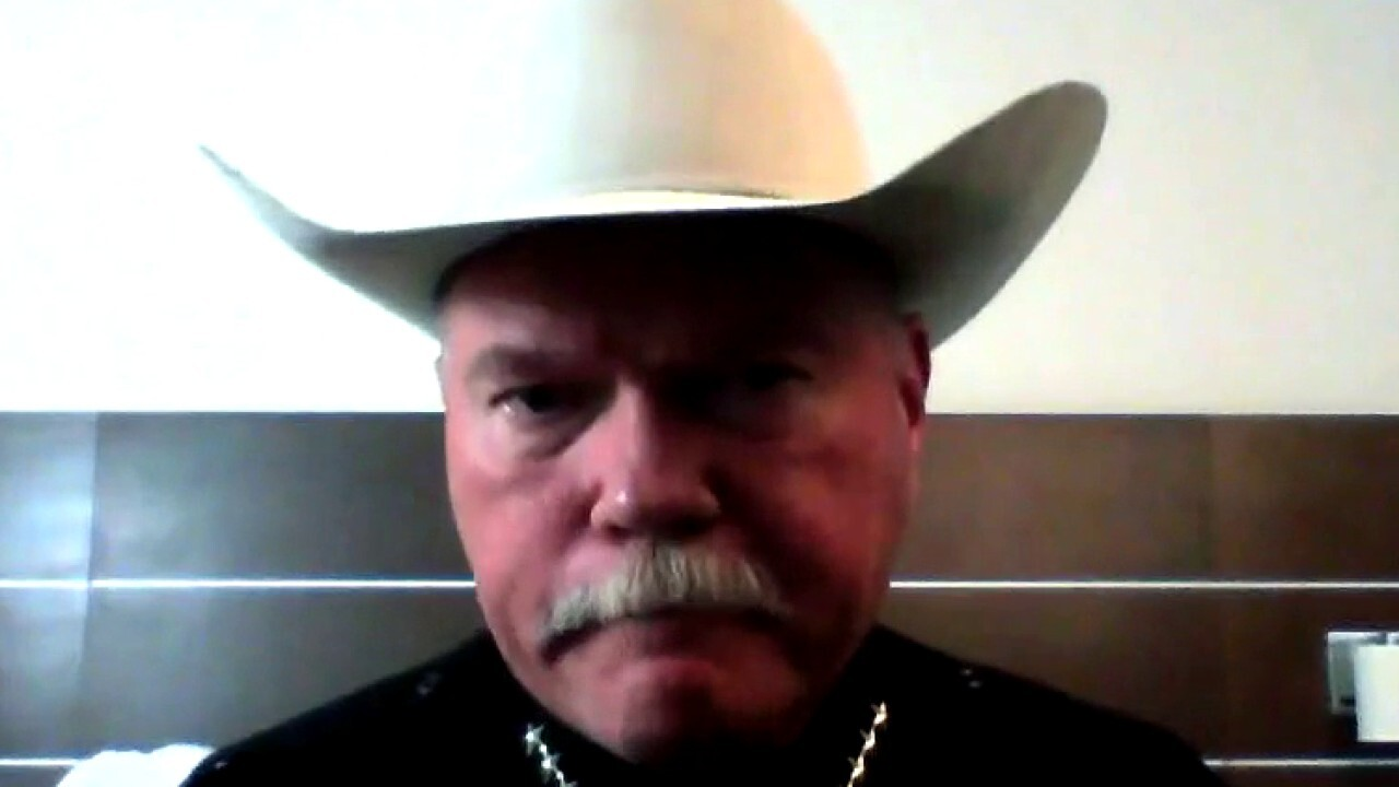 Texas sheriff reveals what he will discuss with Trump during border visit