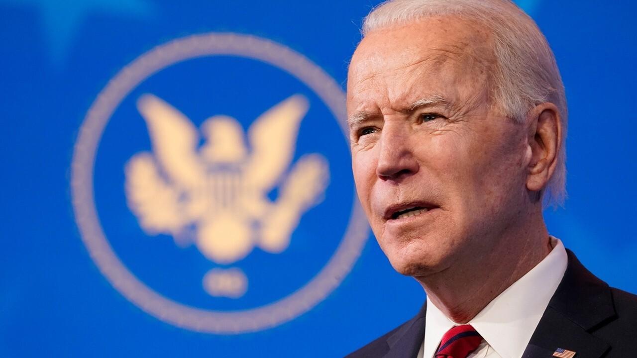 Pavlich on Biden's agenda in a 50-50 Senaat: 'A few Dems may surprise us'
