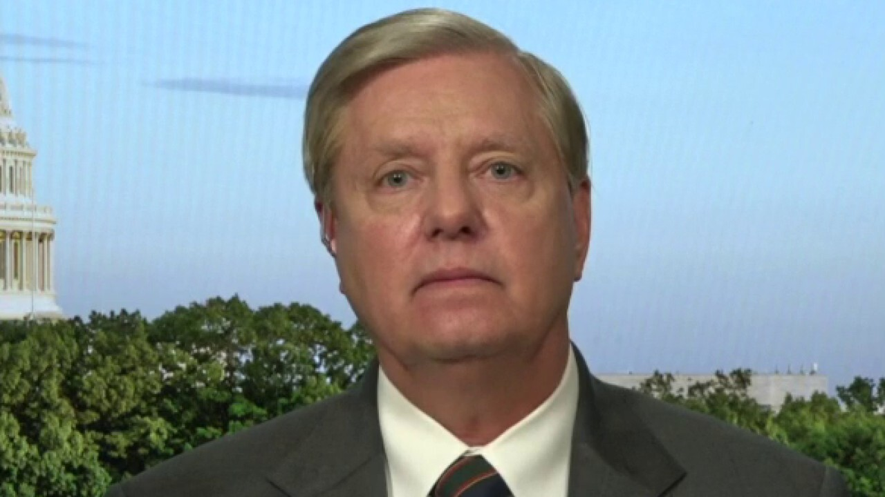 Sen. Lindsey Graham says Democrats are trying to stop his investigation into origins of the Russia probe