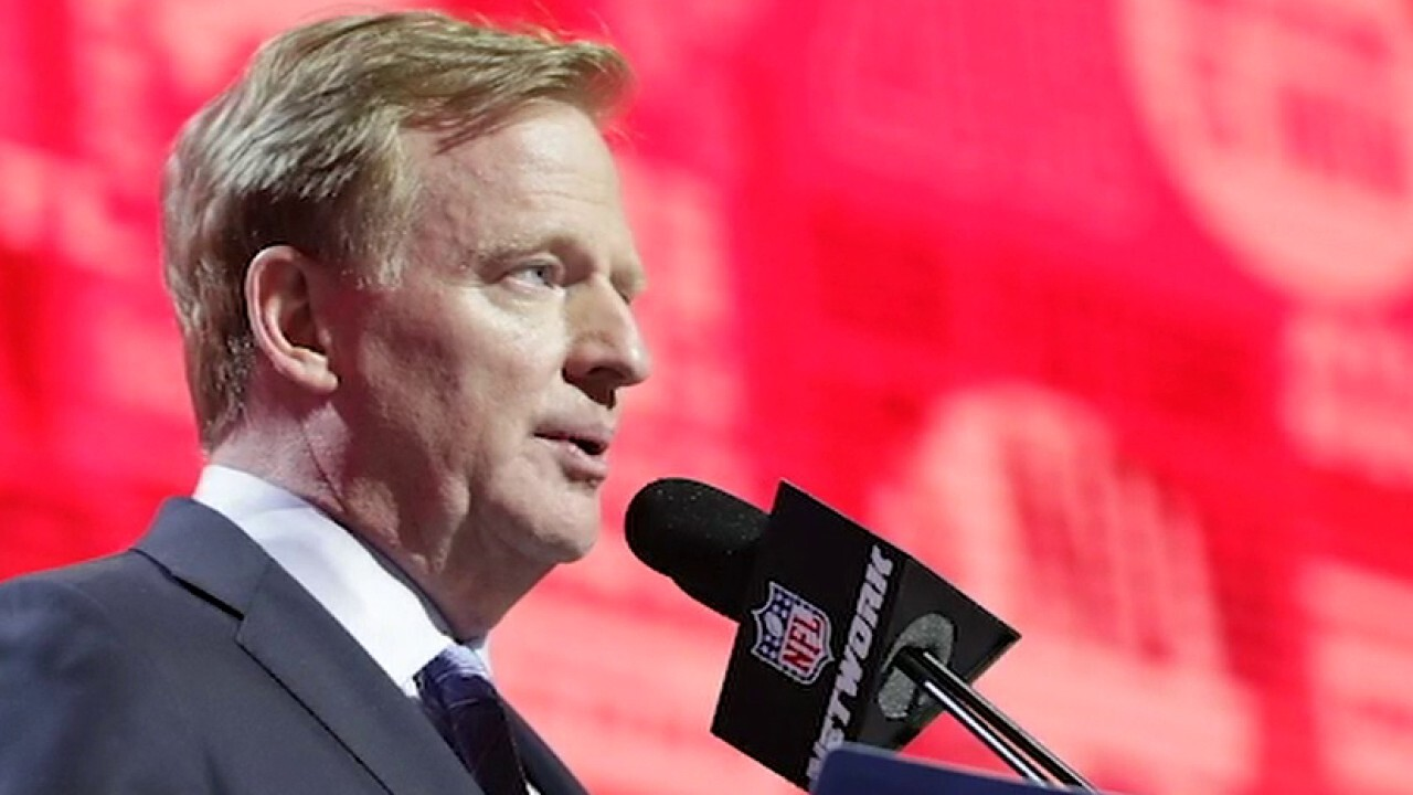 NFL draft from Roger Goodell's basement: What could go wrong?
