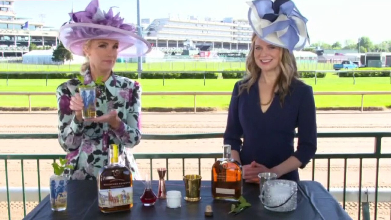 History behind mint juleps and the Kentucky Derby