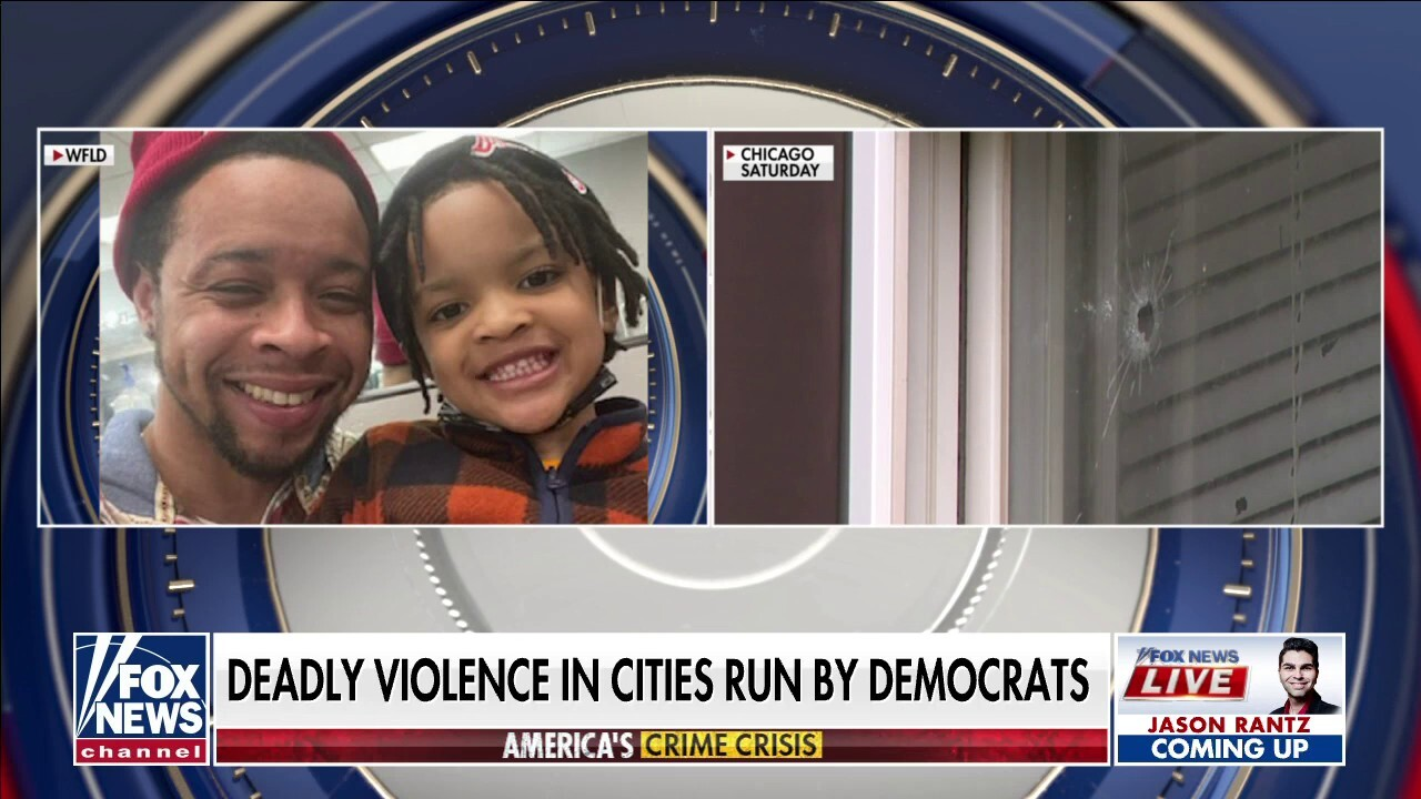 Ted Williams slams politicians for 'turning a blind eye' to deadly violence in US cities