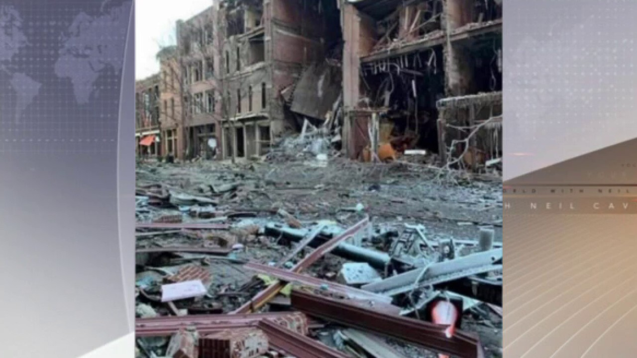 Nashville business owner: 'The hardest part' is not knowing when we can rebuild after bombing