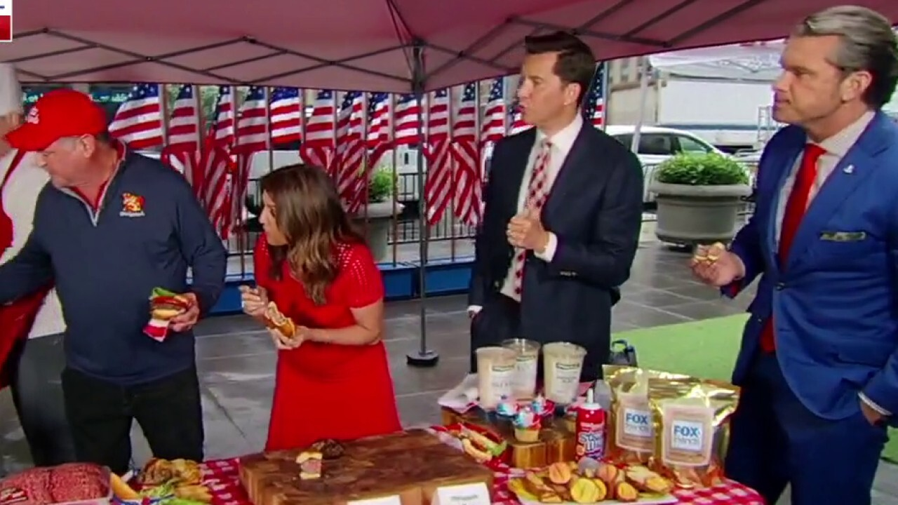 'Fox & Friends' learns the best tips for your 4th of July cookout