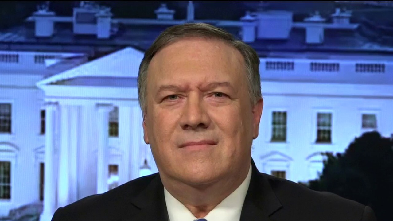 Secretary Pompeo on China's coronavirus 'disinformation campaign': They put countless lives at risk