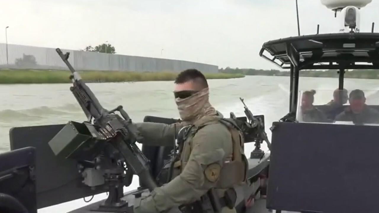 Operation Lone Star combats cartels at the southern border