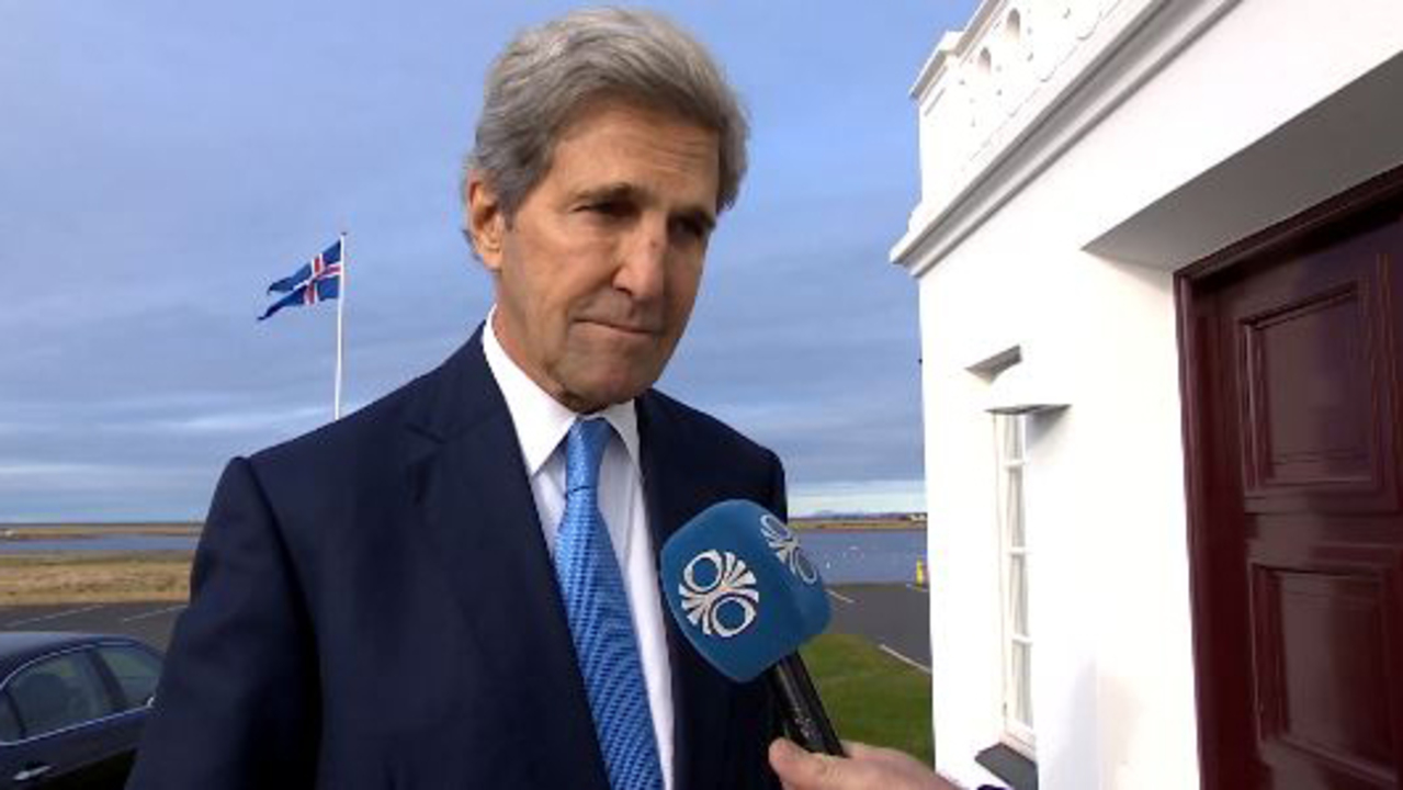 John Kerry questioned in 2019 over private jet use