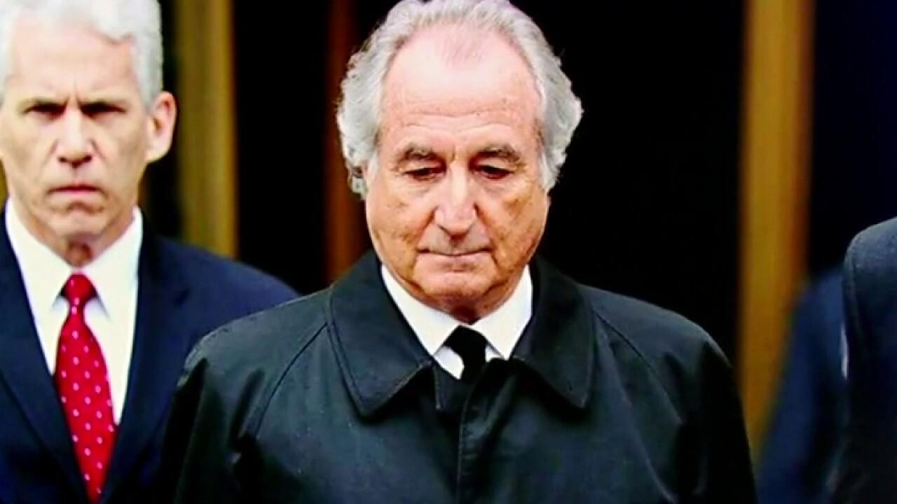 Ponzi scheme mastermind Bernie Madoff dies at 82